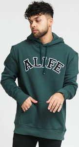 Alife Alife Collegiate Hoodie tmavě zelená