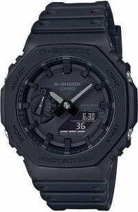 """Casio G-Shock GA 2100-1A1ER """"Carbon Core Guard"""" černé"""