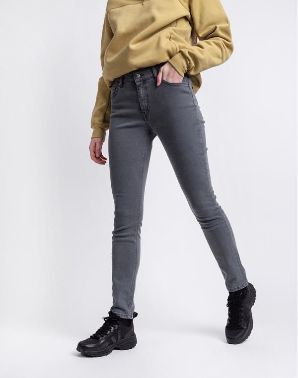 Mud Jeans Skinny Hazen O3 Grey W27/L30