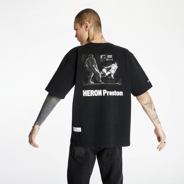 Heron Preston Tee Black