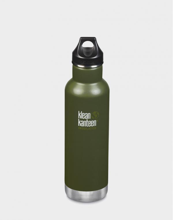 Klean Kanteen Insulated Classic 592 ml (w/Loop Cap) Fresh Pine (FP)