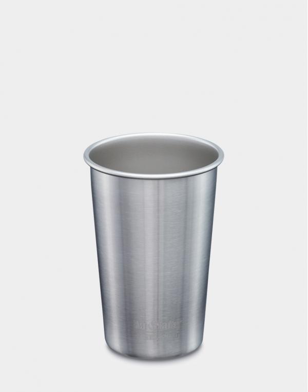 Klean Kanteen Steel Pint 473 ml Brushed Stainless (BS)