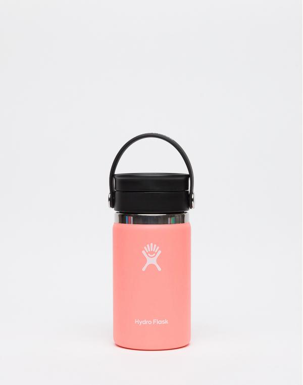 Hydro Flask 12 oz Wide Mouth Flex Sip Lid HIBISCUS