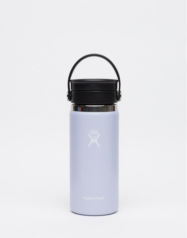 Hydro Flask 16 oz Wide Mouth Flex Sip Lid FOG
