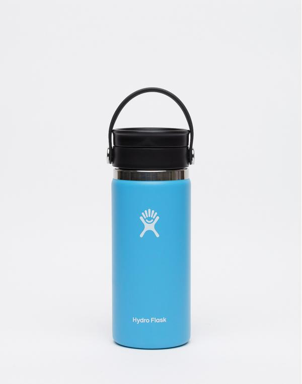 Hydro Flask 16 oz Wide Mouth Flex Sip LidD PACIFIC