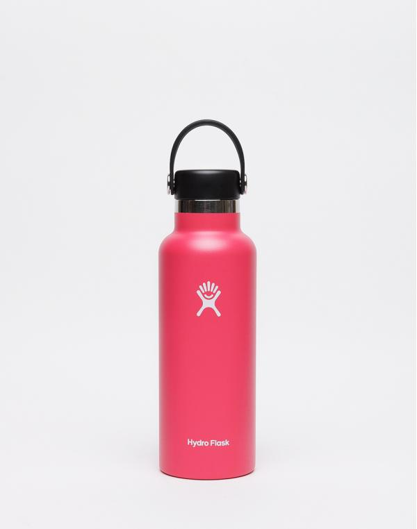 Hydro Flask 18 oz Standard Mouth Flex Cap WATERMELON