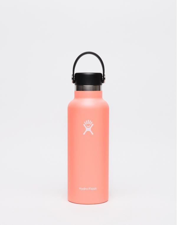 Hydro Flask 18 oz Standard Mouth Flex Cap HIBISCUS