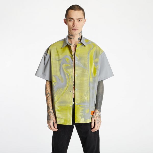 Heron Preston Shirt Printed Reflex
