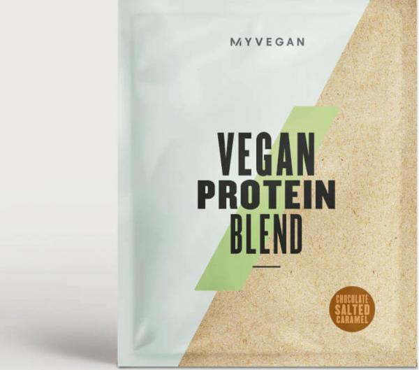 Myvegan  Myvegan Vegan Protein Blend (Sample) - 30g - Chocolate Salted Caramel