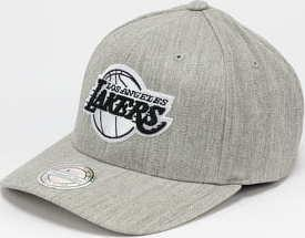 Mitchell & Ness NBA Logo 110 LA Lakers melange šedá
