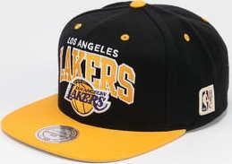 Mitchell & Ness Team Arch 2 Tone Snapback LA Lakers