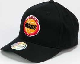 Mitchell & Ness Team Logo High Crown 6Panel Houston Rockets