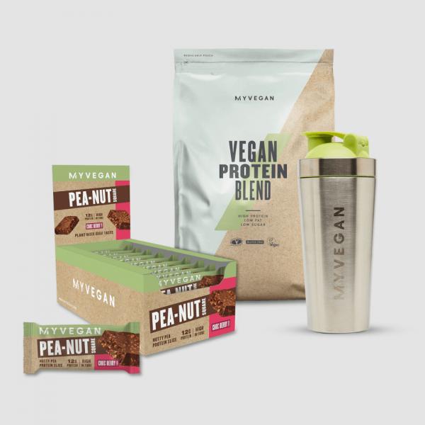 Myvegan  Balíček k světovému měsíci veganů - Choc Berry - Turmeric Latte 250g
