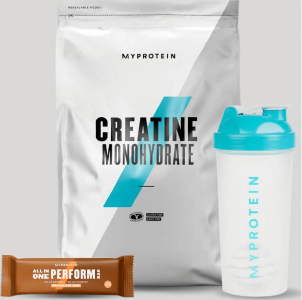 Myprotein  Fuel Your Ambition Performance Bundle - Blue Raspberry, Chocolate Orange