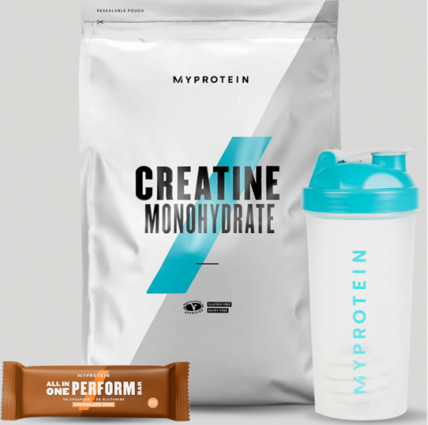 Myprotein  Fuel Your Ambition Performance Bundle - Tropical, Chocolate Orange