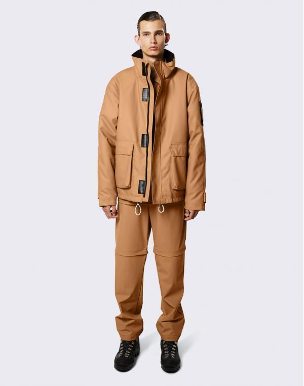 Rains Glacial Jacket 49 Khaki XS/S