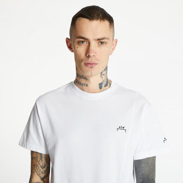 A-COLD-WALL* Essentials Tee White