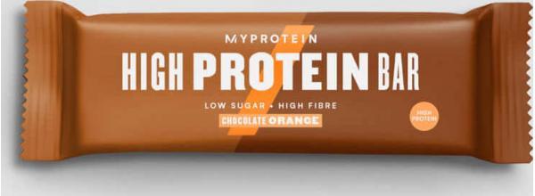 Myprotein  High-Protein Tyčinka (Vzorek) - Čokoláda a Pomeranč