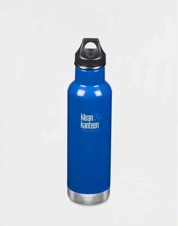 Klean Kanteen Insulated Classic 592 ml (w/Loop Cap) Coastal Waters