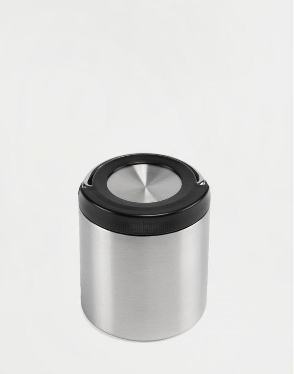 Klean Kanteen TKCanister 237 ml (w/Insulated Lid) Brushed Stainless