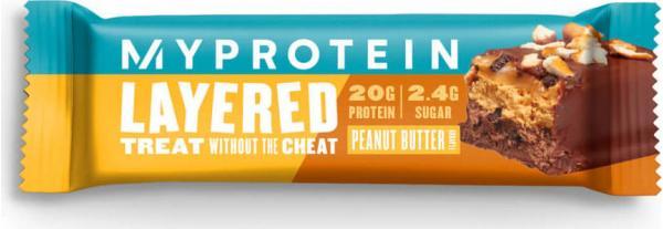 Myprotein  Myprotein Retail Layer Bar (Sample) - Peanut