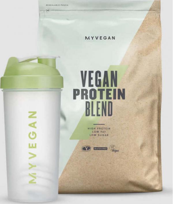 Myvegan  Myvegan Starter Pack - Coffee and Walnut