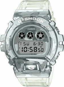 "Casio G-Shock GM 6900SCM-1ER ""Skeleton Camouflage Series"