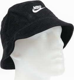 Nike NSW Bucket Futura Cordu černý L-XL