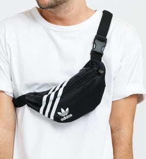 adidas Originals Waistbag Nylon černá