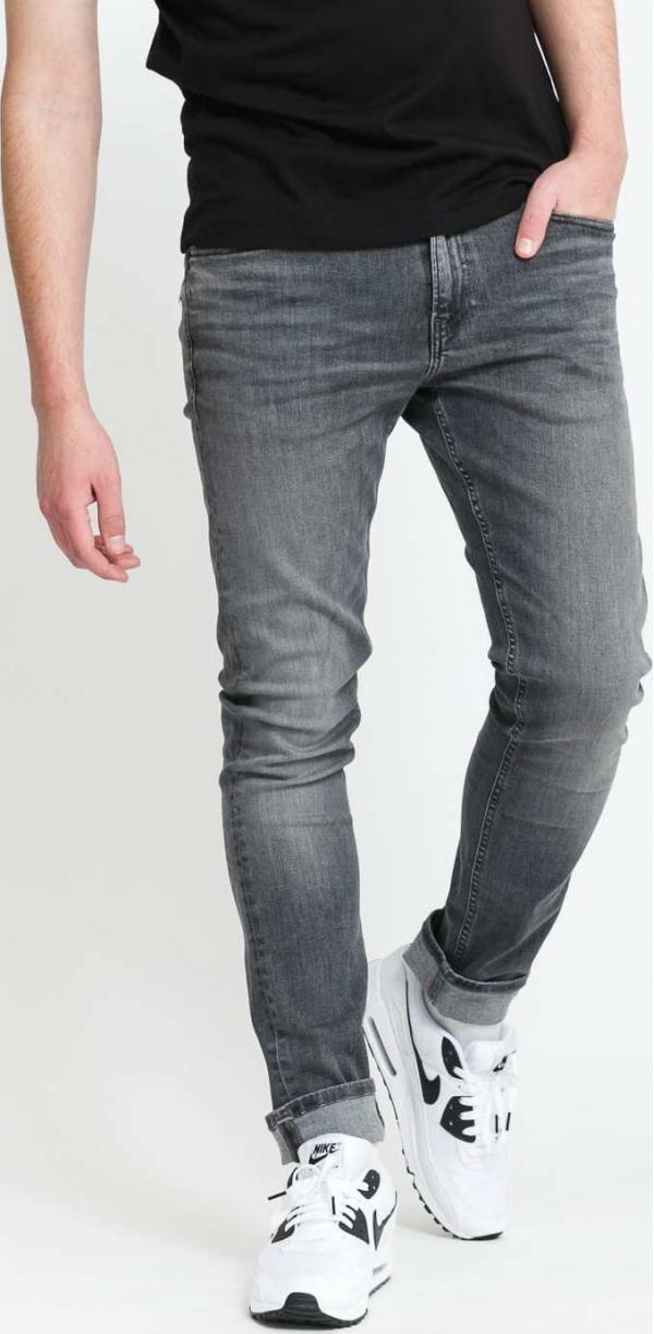 CALVIN KLEIN JEANS M Slim Jeans denim grey 38/34