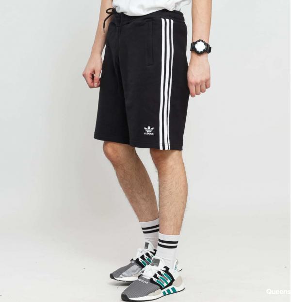 adidas Originals 3-Stripe Short černé