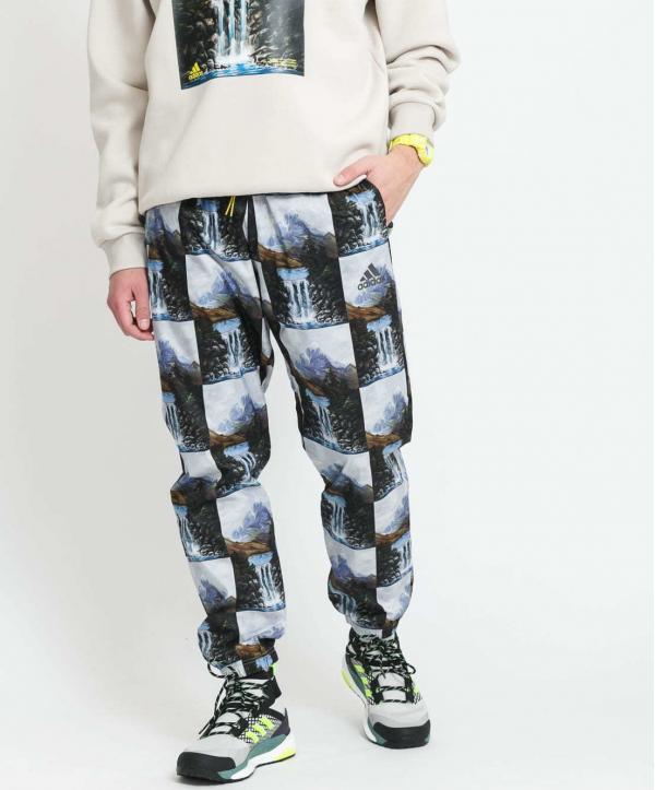adidas Performance M Street GRFX Pants multicolor
