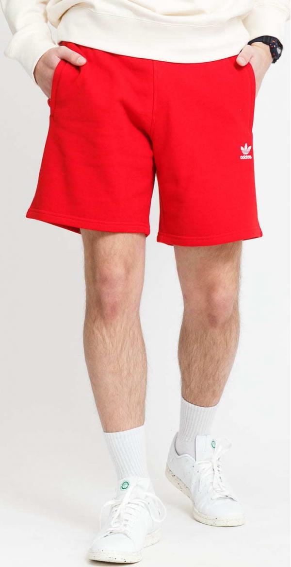 adidas Originals Essential Short červené