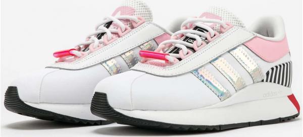 adidas Originals SL Andridge W ftwwht / trupnk / vivred