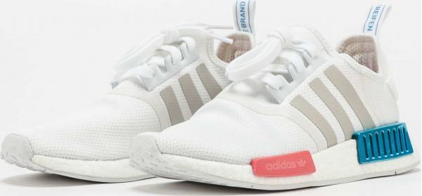 adidas Originals NMD_R1 W ftwwht / greone / hazros