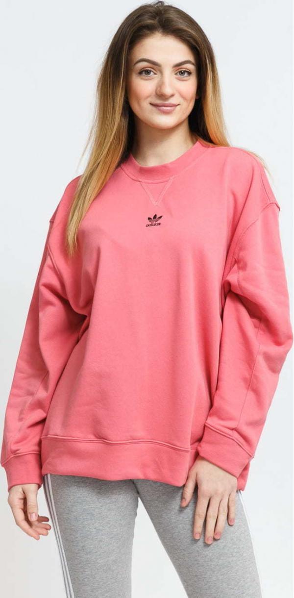 adidas Originals Sweatshirt růžová