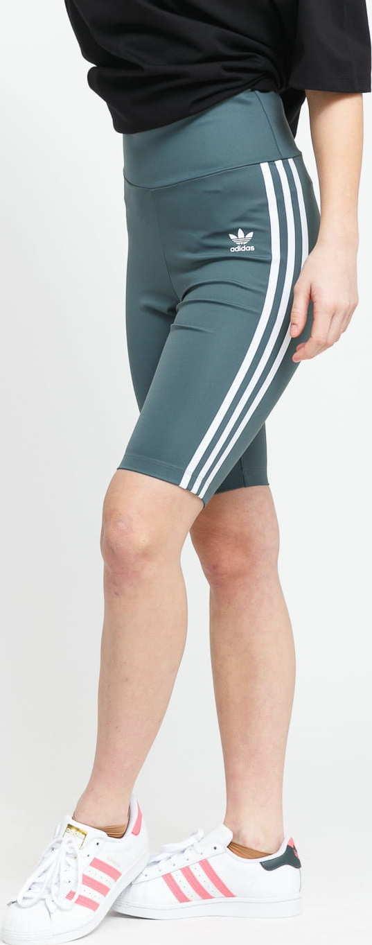 adidas Originals HW Short Tights tmavě šedé
