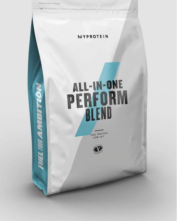 Myprotein  All-In-One Perform Blend - 2500g - Bez příchuti