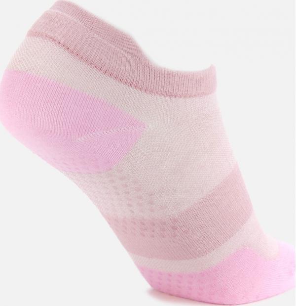 MP  Ponožky na jógu Composure – Světle růžové - UK 7-9