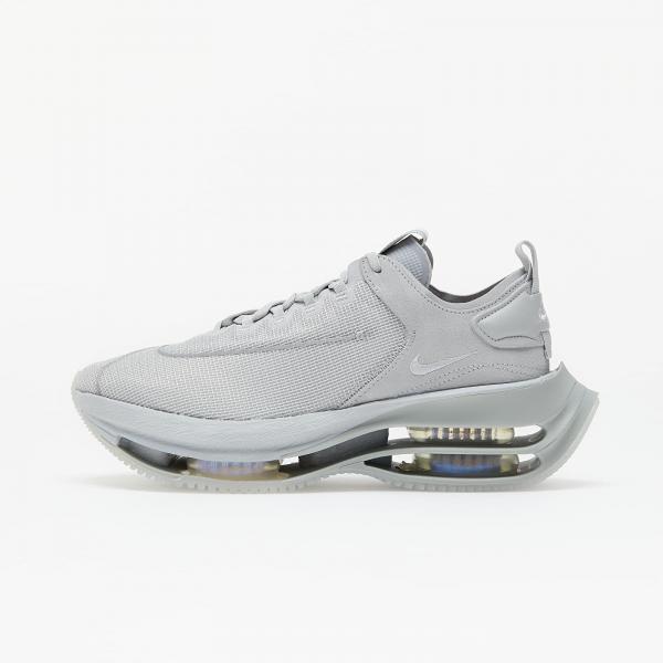 Nike W Zoom Double Stacked Grey Fog/ Grey Fog-White-Hyper Crimson