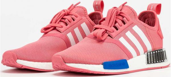 adidas Originals NMD_R1 W hazy rose / cloud white / glow blue