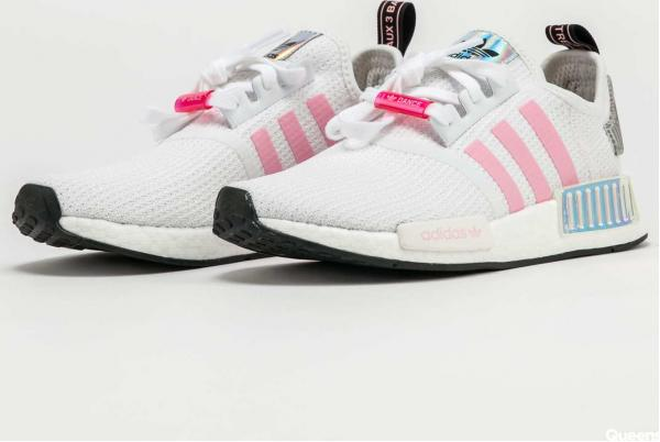 adidas Originals NMD_R1 W cloud white / true pink / core black