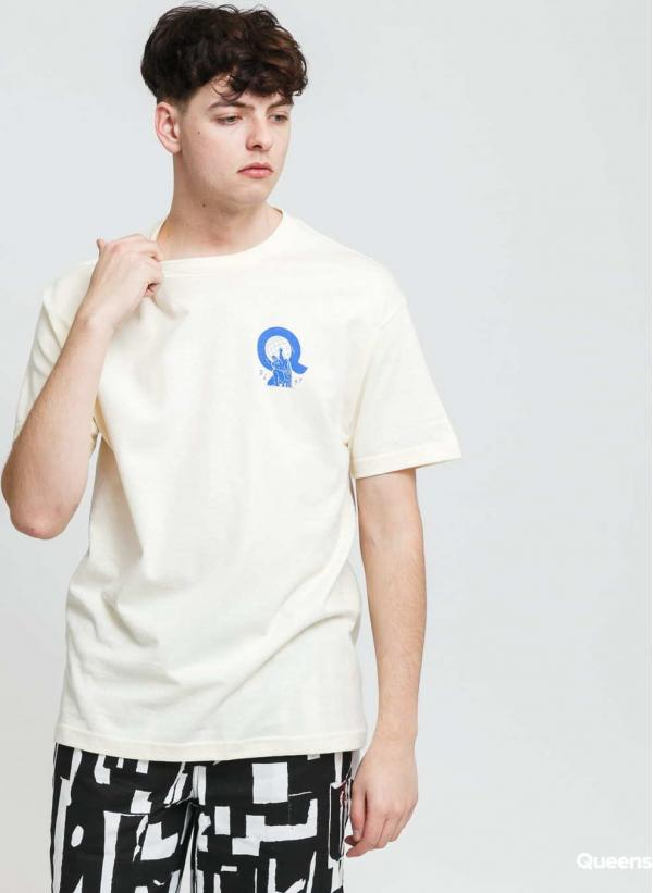 The Quiet Life Atlas T-shirt krémové
