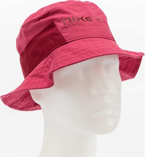 Nike W NSW Cap SSNL Bucket tmavě růžový / červený