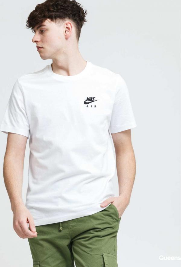 Nike M NSW Tee Nike Air LBR bílé