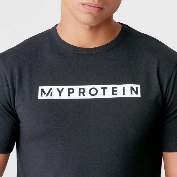 Myprotein  Original tričko - Černé -