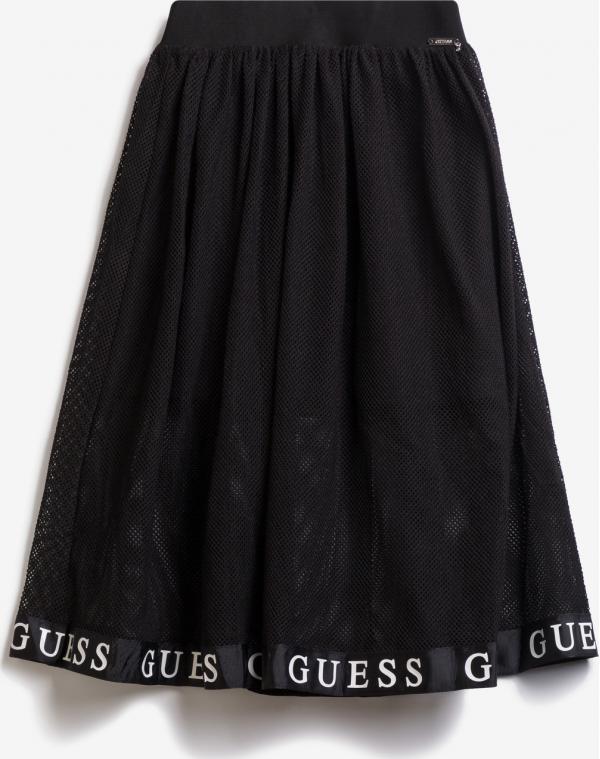 Mesh Logo Sukně dětská Guess
