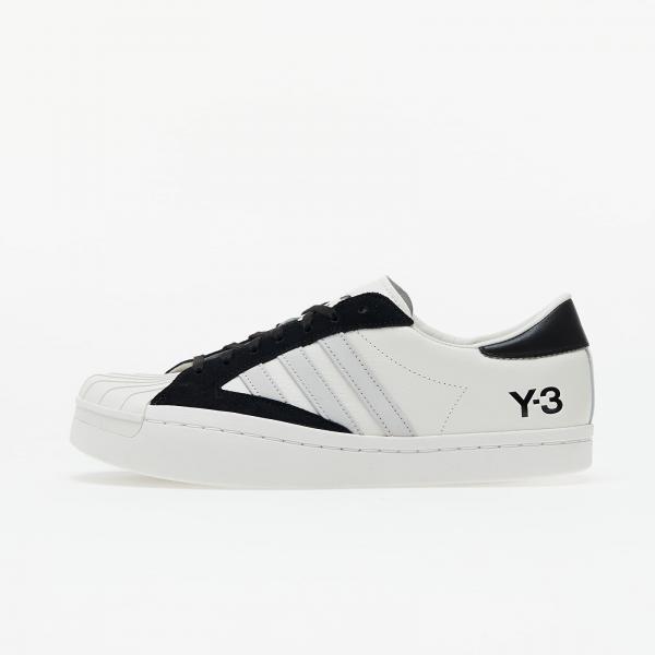 Y-3 Yohji Star Core White/ Grey One/ Black