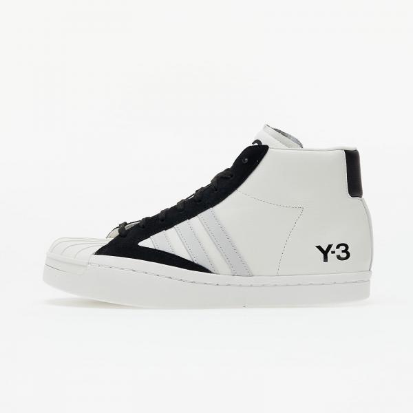 Y-3 Yohji Pro Creawhite/ Grey One/ Black