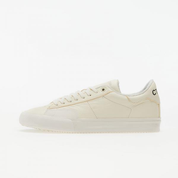 Heron Preston Vulcanized Low Top Sneakers White